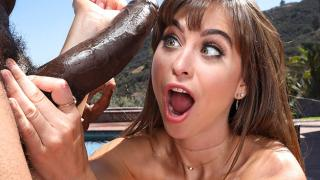 Riley Reid - Riley Squirts on a Monster Cock