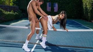 Gina Valentina - Tennis Balls Deep