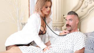 Luna Skye - Nurse Luna Gets Her Own Treatment