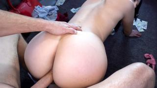 Natana Brooke - Stripper Gets Fucked On The Bus