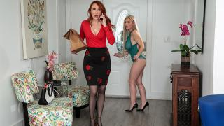 Casca Akashova, Kendra James - Caught Red Handed