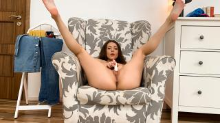 Sybil - Sybil Shows Off Her Pussy