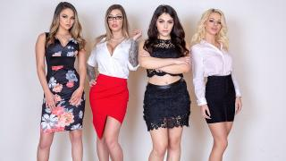Valentina Nappi, Athena Faris, Karma RX - Scammers