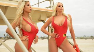 Amia Miley, Anna Bell Peaks, Assh Lee, Bridgette B, Cory Chase, Kayla Kayden, Madison Ivy, Nicolette Shea - Best of Brazzers: Summer Edition