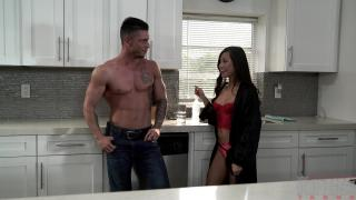 Vina Sky - Over Hearing My Step-Sister Fuck Her Man Really Turns Me On