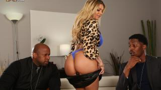 Brooklyn Chase - Two Big Black Cock
