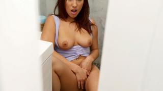 Kira Perez - Stepsisters Masturbation Nightcap