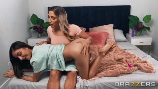 Abella Danger, Emily Willis - Fucking The Bratty Roomie