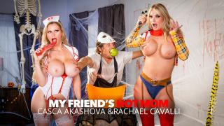Casca Akashova, Rachael Cavalli - My Friends Hot Mom