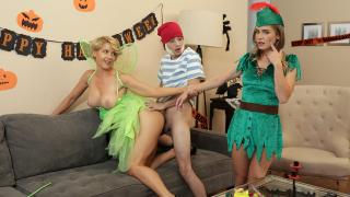 Kit Mercer, Natalie Knight - What Happened With My Stepmom On Halloween