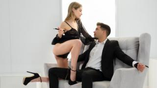 Tiffany Tatum - Getting Frisky With Her Secret Admirer