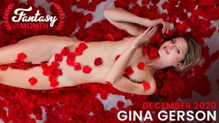 Gina Gerson - December 2020 Fantasy Of The Month