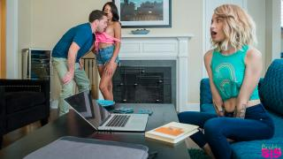 Lola Fae, Rachel Rivers - My Immature Step Brother