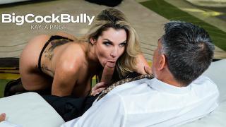 Kayla Paige - Big Cock Bully