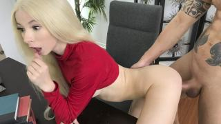 Kenzie Reeves - Stuck On The Cock