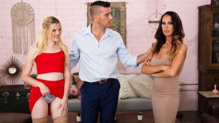 McKenzie Lee, Nikki Sweet - My Husband Brought Home His Mistress