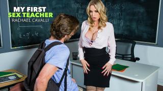 Rachael Cavalli - My Firs Sex Teacher