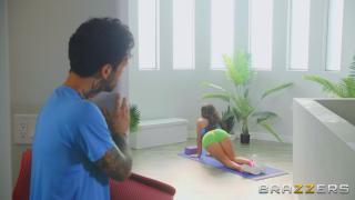 Abella Danger - Yoga For Perverts