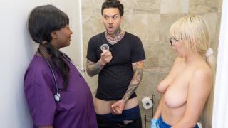 Barbie Crystal, Ava Sinclaire - Fucking The Fertility Clinic Nurses: Part 2