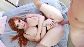 Lauren Phillips - Unfaithful Redhead Lauren Phillips Can't Resist a Big Hard Cock