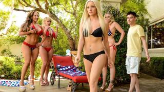 Richelle Ryan, Phoenix Marie, Julia Ann, Jordi - Cumming To America