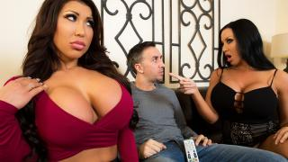August Taylor, Sybil Stallone – Sharing Is Caring