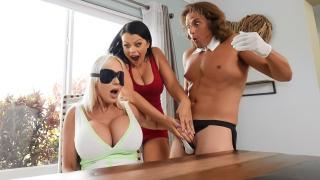 Nadia White, Victoria Lobov - Revenge Fucks Taste Sweeter With Friends