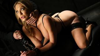 Adira Allure - Adira Cums Out Of Her Cage To Play