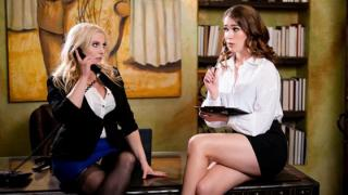 Christie Stevens, Evelyn Claire - Quit Slacking Off