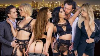 Gianna Dior, Lena Paul, Emma Hix, Kit Mercer - Climax #2