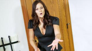 Mandy Flores - Mom and Step Son Accidental Erection- the Viagra Incident